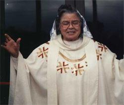 Rev. Iola B. Cunningham